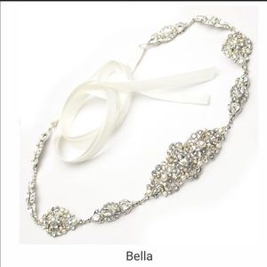 Thomas Knoell Designs 'Bella' belt/headpiece